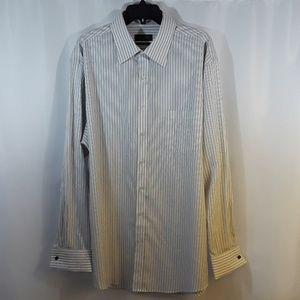 NWOT Tasso Elba Button Down Dress Shirt